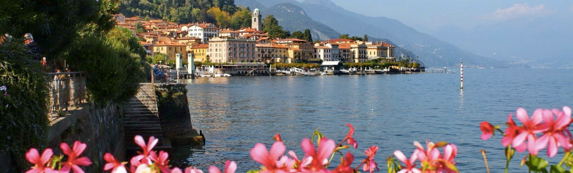 Come and Visit us on Lake Como!